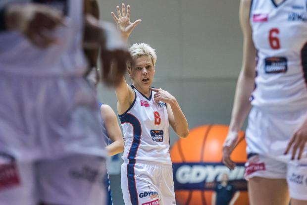 Jelena Skerović będzie mogła poprowadzić grę Basketu w kolejnych meczach EEWBL.