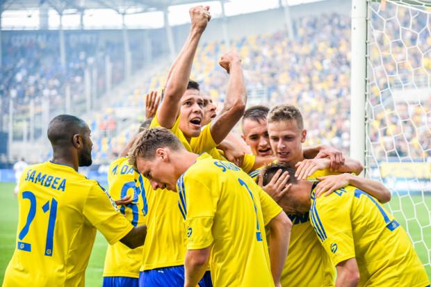 Według trenera Jagiellonii, Michała Probierza, największą siłą Arki jest kolektyw, który tworzą na boisku jej piłkarze.