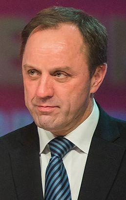 Marszałek Pomorza Mieczysław Struk