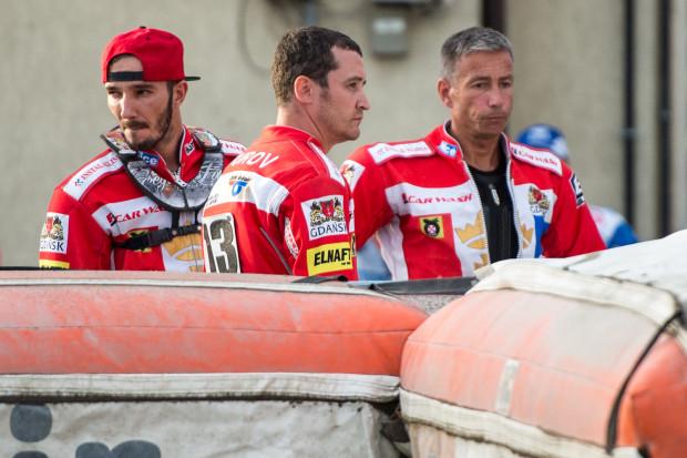 Żużlowcy Renault Zdunek Wybrzeża nie mają powodów do radości. Przegrana z Orłem Łódź była siódmą w tym sezonie Nice PLŻ.