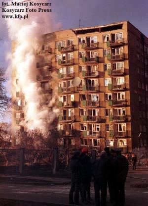 17 kwietnia 1995 r., w wieżowcu przy ul. Wojska Polskiego w Gdańsku, wybuchł gaz. W wyniku katastrofy zginęły w sumie 22 osoby. Śledczy ustalili, że zawory z gazem odkręcił jeden z mieszkańców, skonfliktowany z sąsiadami.