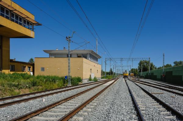 Inwestycje kolejowe na Pomorzu mają ułatwić podróże i dostęp do portów. Na zdjęciu stacja Gdańsk Olszynka.