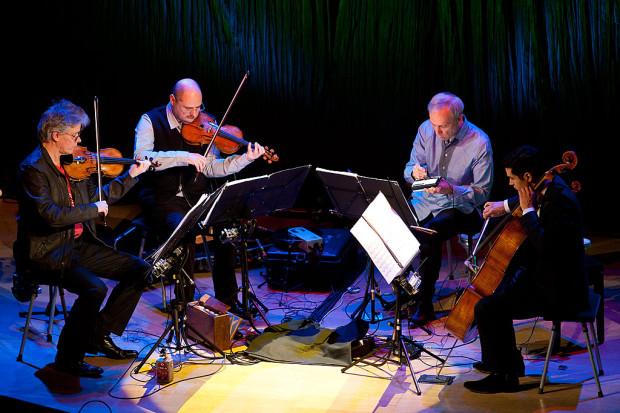 Kronos Quartet wystąpi na zakończenie festiwalu 27 sierpnia w ECS.