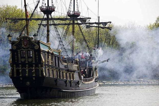 Dotychczas Bitwa Morska odbywała się w dzień i miała charakter rekonstrukcji historycznej. Tym razem będzie to multimedialne widowisko.