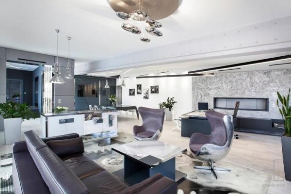 Nowy projekt biura w Gdyni, autorstwa Tomasza Grzybowskiego.
