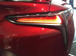 Trójwymiarowe światła LED-owe.