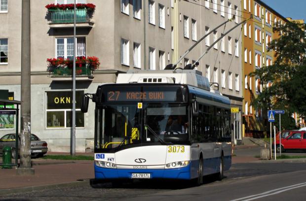 Solaris Trollino 12M.