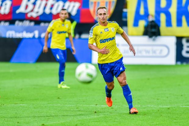Adam Marciniak nie czuje się bohaterem po meczu z Legią Warszawa, w którym po raz pierwszy w ligowej karierze strzelił dwa gole.