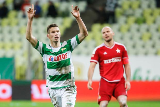 Michał Mak może pożegnać się z Lechią Gdańsk i zagrać w 2. Bundeslidze.