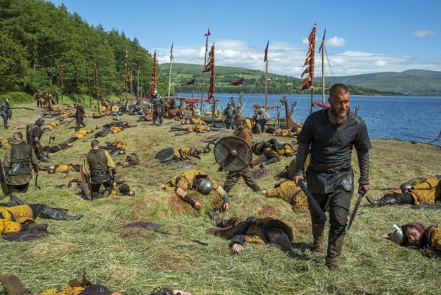 """Niezwykła popularność serialu """"Wikingowie"""" sprawiła, że wzrosło też zainteresowanie ich słowiańskim odpowiednikiem - chąśnikami."""