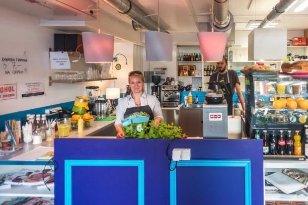 Specjalne festiwalowe menu w cenie 5 zł i 10 zł przygotuje 20 gdyńskich lokali, w tym Kanapki Świata Jack Strong Deli.