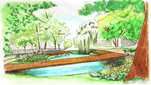 Pomysły na rewitalizację historycznego Parku Uphagena we Wrzeszczu.