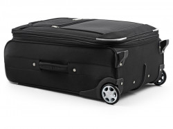 To klasyczny bagaż podręczny, który zabieramy do samolotu. Na pokład taksówki możemy zabrać więcej większych walizek. Pamiętajmy jednak o umiarze.
