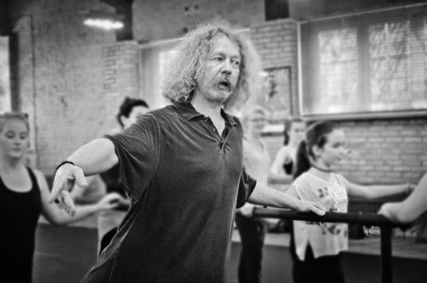 Wojciech Warszawski w nowym zespole baletu Opery Bałtyckiej ma 23 tancerzy, w tym 12 byłych tancerzy Bałtyckiego Teatru Tańca.