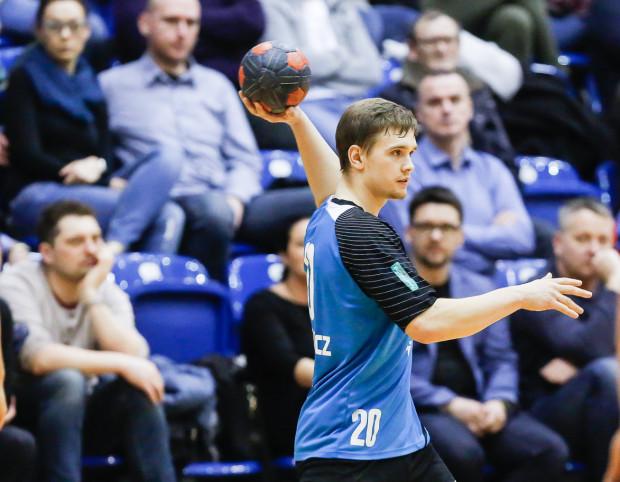 Wojciech Prymlewicz zdobyła dla Wybrzeża Gdańsk w Piotrkowie Trybunalskim 5 bramek.