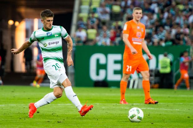 Michał Chrapek oczekuje, że Lech zagra bardziej otwartą piłkę niż Termalica, która skończyła gdańską serię 12 kolejnych meczów bez porażki u siebie.