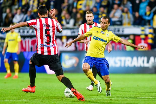 Marcus strzelił tyle samo goli w oficjalnych meczach Arki Gdynia w różnych rozgrywkach co Tomasz Korynt, który jest najskuteczniejszym piłkarzem żółto-niebieskich pod względem liczby bramek zdobytych wyłącznie w ekstraklasie.