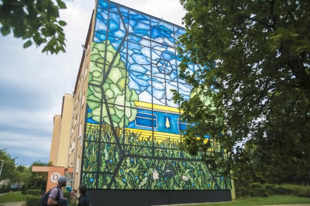Festiwal Monumental Art pozwolił rozbudować kolekcję malarstwa monumentalnego na Zaspie do obecnych imponujących rozmiarów - dziś na Zaspie znajduje się blisko 60 murali.