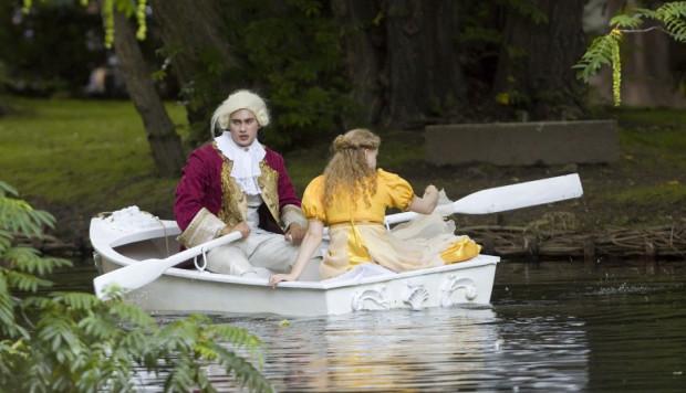 W Parku Oliwskim odbyło się 11 edycji międzynarodowego festiwalu Mozartiana. Wszystko wskazuje na to, że zniknie on z tego miejsca.