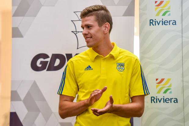 Michał Marcjanik wierzył, że dobra gra w ekstraklasie w Arce Gdynia zaprowadzi go do młodzieżowej reprezentacji Polski.