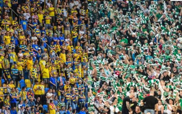 3 października ruszy sprzedaż biletów na derby Arka - Lechia. Na stadionie przygotowano niespełna 15 tysięcy miejsc.