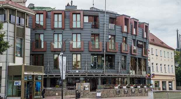 Hotel Bayjonn funkcjonuje tuż przy Placu Przyjaciół Sopotu od siedmiu lat.