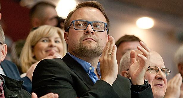 Marek Łucyk od 5 lat zarządza sportem w Gdyni. Wcześniej był m.in. radnym i dyrektorem piłkarek ręcznych Vistalu Gdynia.