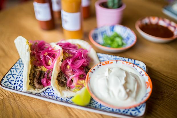 W Suavemente zjemy zarówno meksykański street-food, jak i dania kuchni autorskiej inspirowane Meksykiem.
