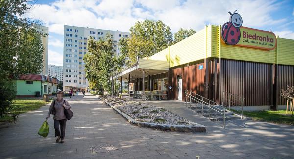 Dotychczasowy plan zagospodarowania dopuszczał wysoką zabudowę w miejscu, gdzie działał sklep Zatoka, a obecnie funkcjonuje Biedronka.