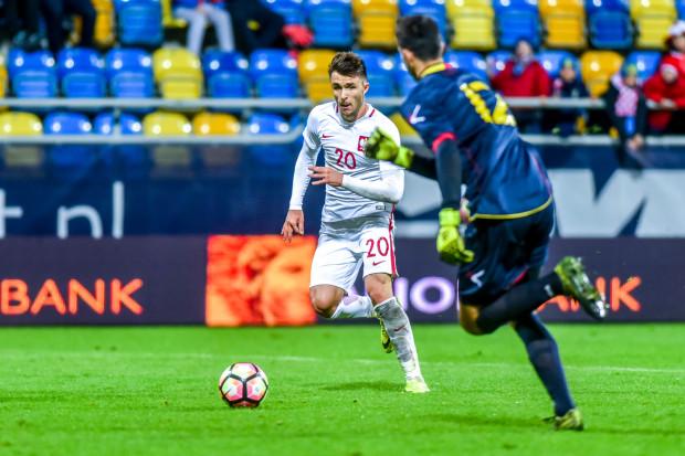 Dariusz Formella w tym roku najlepsze mecze rozgrywa na Stadionie Miejskim w Gdyni.