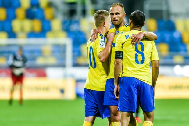 Antoni Łukasiewicz świetnie czuje się w Gdyni i przedłużył kontrakt z Arką do 30 czerwca 2018 roku.