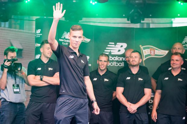 Lukas Haraslin (na zdjęciu) wyszedł z cienia. Piotr Nowak wymienianie piłkarzy, z których jest najbardziej zadowolony za pracę wykonaną w minionych dwóch tygodniach, rozpoczął właśnie od słowackiego skrzydłowego.