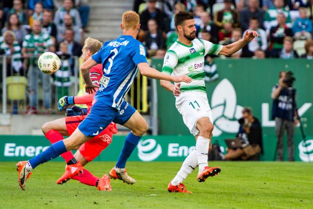 Grzegorz Kuświk (nr 11) w w bieżących rozgrywkach strzelił 3 gole i zaliczył 1 asystę. Przed sezonem zakładał, że ukończy go z dwucyfrowym wynikiem pod względem liczby strzelonych bramek.
