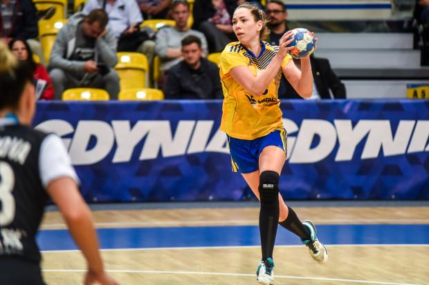 Monika Kobylińska trafiała w momentach, gdy Vistal budował przewagi w meczu ze Startem.