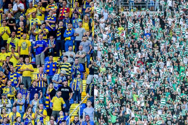 30 października mecz Arka - Lechia w Gdyni obejrzy zapewne komplet - 14 825 kibiców, w tym 711 w sektorze gości.