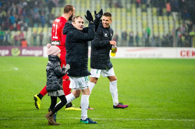 Sebastian Mila po raz pierwszy w tym sezonie zagrał w meczu z Piastem. Pomocnik Lechii ma nadzieje, że spełni marzenie o występie także w derbach Trójmiasta.