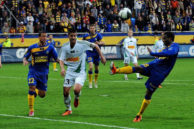 Ostatnie derby pomiędzy Arką i Lechią odbyły się na Stadionie Miejskim w Gdyni, 1 maja 2011 roku. Padł w nich remis 2:2.