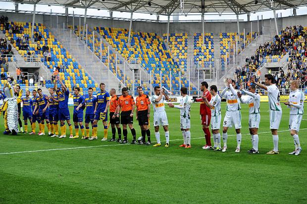 Poprzednie derby Arka Gdynia - Lechia Gdańsk odbyły się 1 maja 2011 roku i skończyły remisem 2:2.