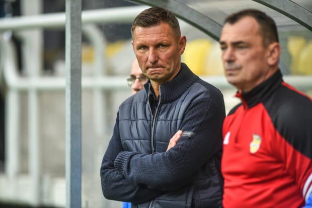 To pierwsze derby Trójmiasta Grzegorza Nicińskiego w roli trenera. Jako piłkarz blisko 9 lat temu strzelił gola na wagę ostatniego zwycięstwa Arki nad Lechią.