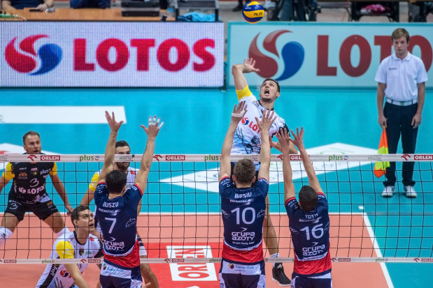 Bartosz Pietruczuk zagrał w tym sezonie już w 21 setach i zdobył 52 punkty, co jest trzecim najlepszym wynikiem w drużynie.