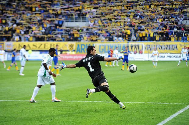 Ostatnie derby pomiędzy Arką a Lechią odbyły się w Gdyni 1 maja 2011 roku. Padł remis 2:2. Podział punktów zresztą najczęstsze rozstrzygnięcie w dotychczasowych meczach.
