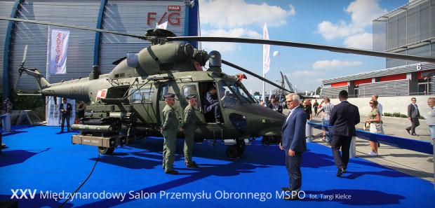 W czasie MSPO w Kielcach W-3PL Głuszec został zaprezentowany z wyrzutniami przeciwpancernych pocisków kierowanych Spike-ER o zasięgu ośmiu kilometrów.