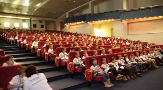 Podczas wykładów w innych miastach mali studenci okazali pełne zdyscyplinowanie. Czy w Gdańsku Będzie podobnie?