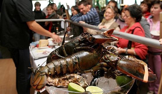 Pokazy mistrzów kuchni cieszyły się w zeszłym roku dużym powodzeniem. W tym roku z pewnością będzie podobnie - zwłaszcza, że przygotrowanych przez nich potraw będzie można spróbować.