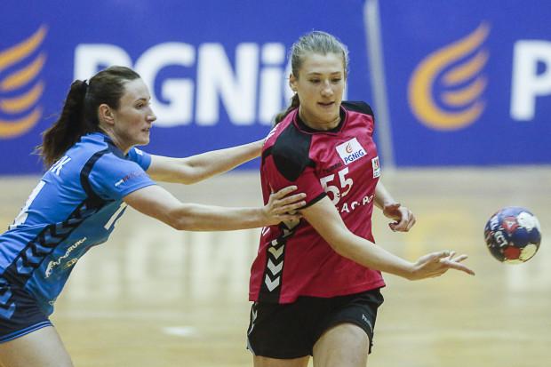 Katarzyna Skonieczna rzuciła w sobotę 6 bramek.