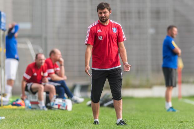 Marcin Kaczmarek jest specem od awansów. Z piłkarskich nizin na zaplecze ekstraklasy wyciągał Lechię Gdańsk i Olimpię Grudziądz, a Wisłę Płock wprowadził do krajowej elity.