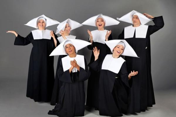"""Rozśpiewane, dość frywolne """"Siostrunie"""" pojawią się w Polskiej Filharmonii Bałtyckiej 6 lutego."""