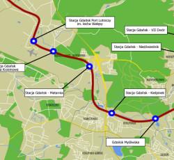 Zobacz, w których miejscach KM pojawią się stacje.