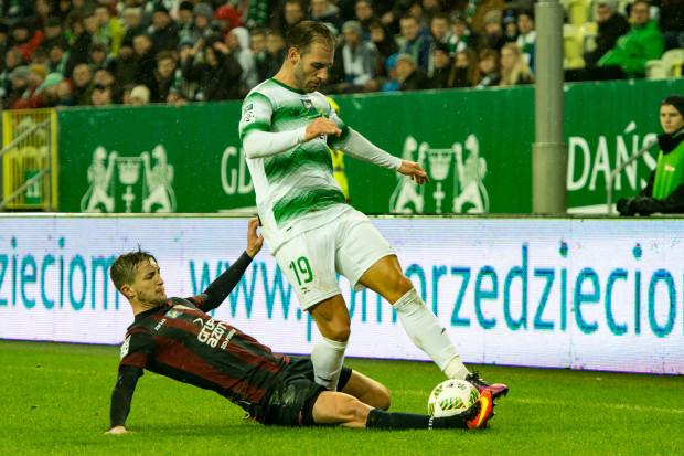 Marco Paixao (na zdjęciu) w ostatnich 7 meczach ekstraklasy zdobył tylko jednego gola. Z 5 trafieniami jest trzecim strzelcem zespołu po bracie Flavio i Grzegorzu Kuświku.
