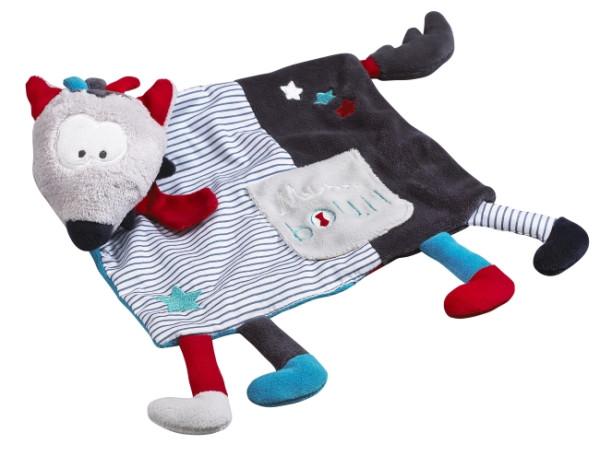 Pierwsza zabawka dla dziecka, rozwija zmysły i bawi.